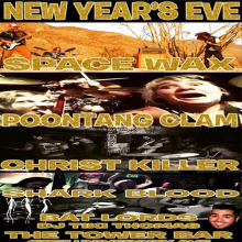 New Year's Eve @ The Tower Bar! Come rage with us!